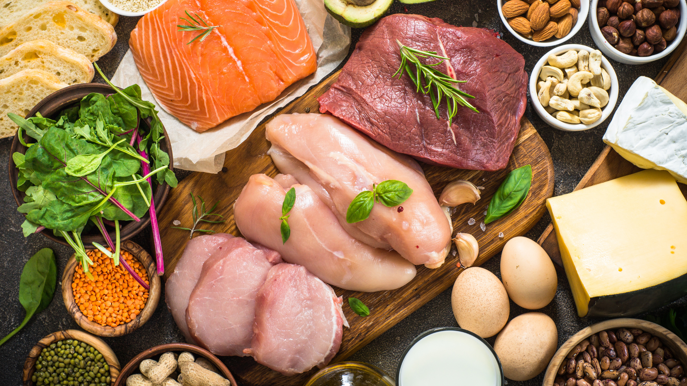 Weight-loss Basics: A Guide To Protein